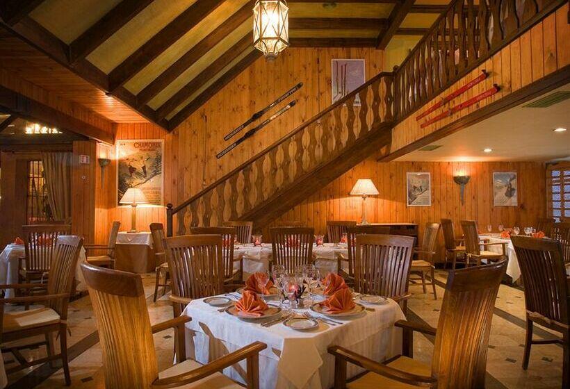 Restaurant Hotel Meliá Sierra Nevada