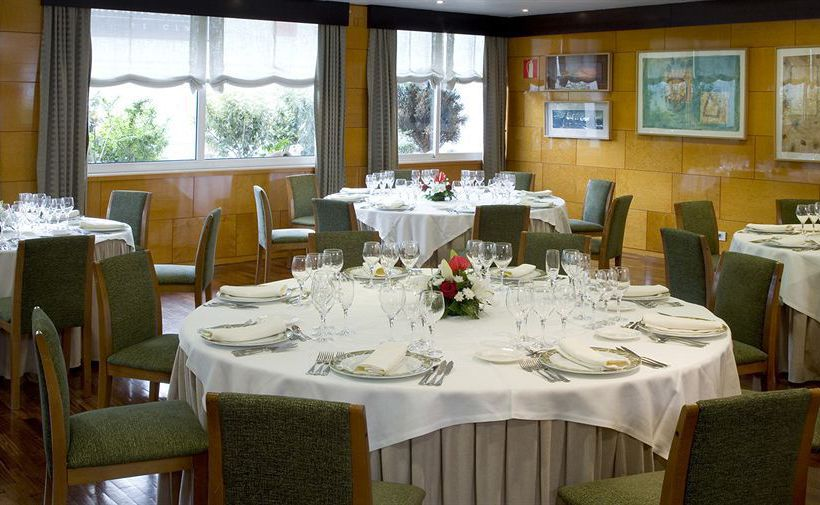 Restaurant Hotel NH Atlántico A Corunya
