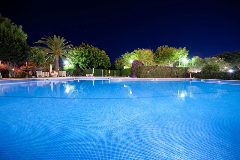 Swimming pool Hotel Pato Amarillo Punta Umbria