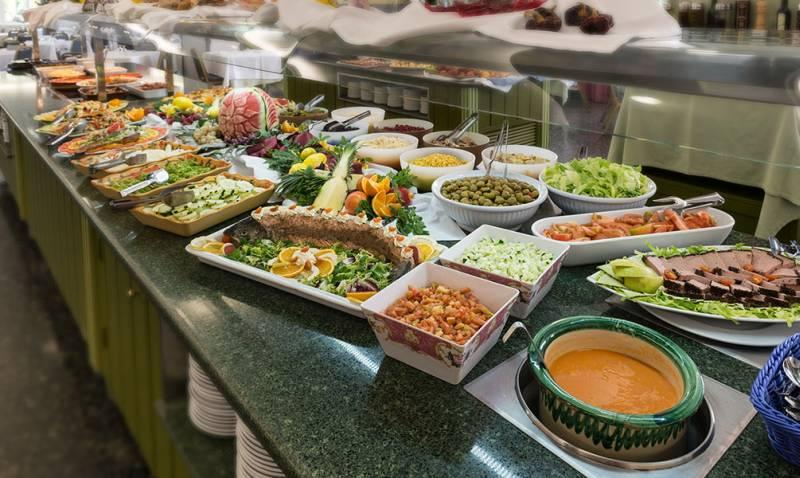 Restaurant Hotel Pato Amarillo Punta Umbria