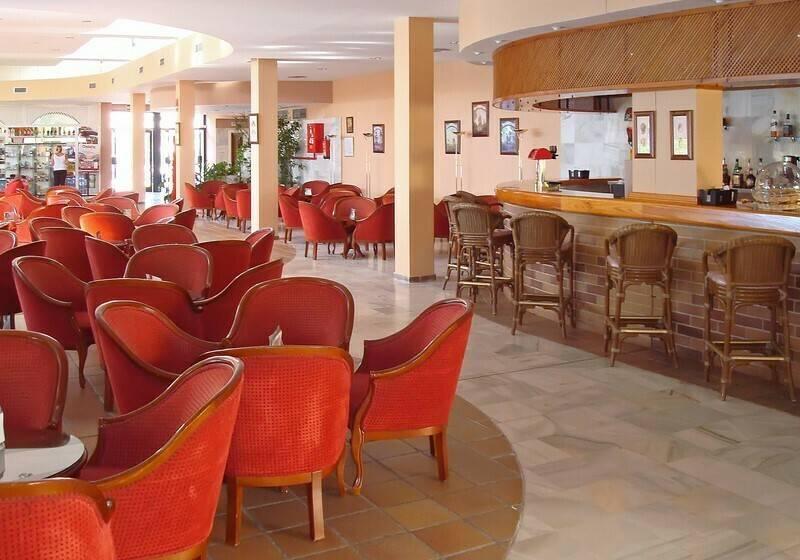 Cafeteria Sol Sancti Petri Apartamentos Chiclana de la Frontera