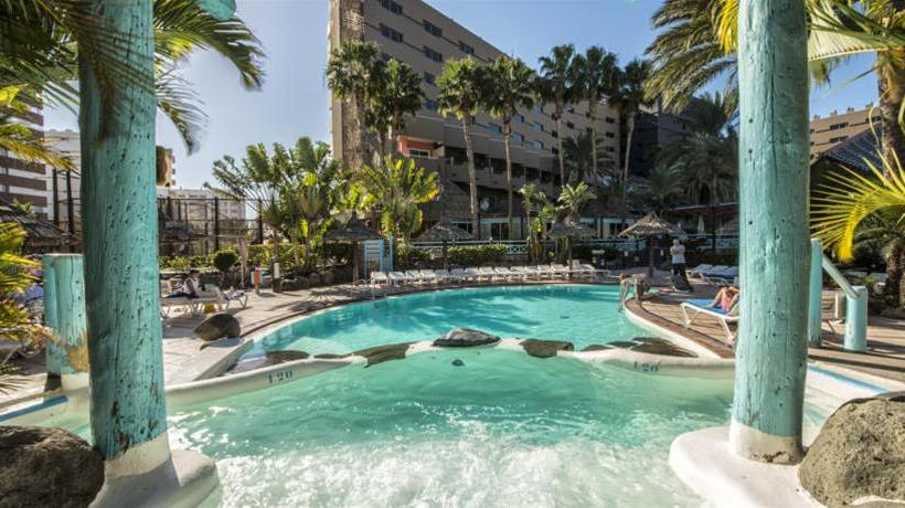 Swimming pool Hotel IFA Continental Playa del Ingles