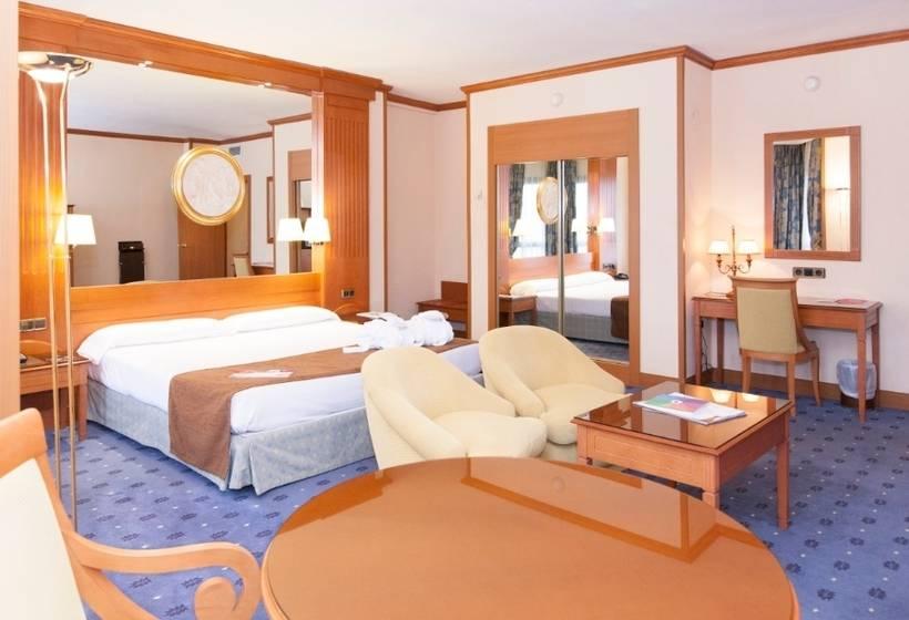 Room Hotel AA Los Bracos Logronyo