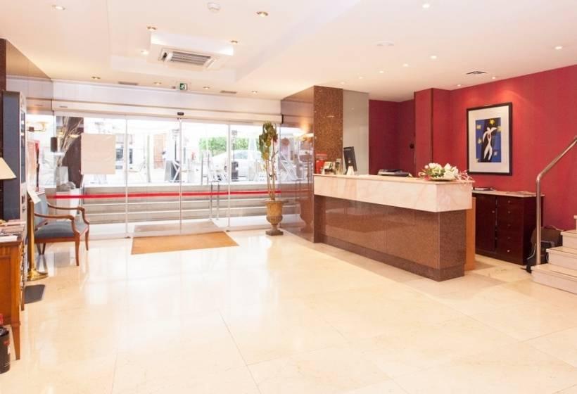 Reception Hotel AA Los Bracos Logronyo