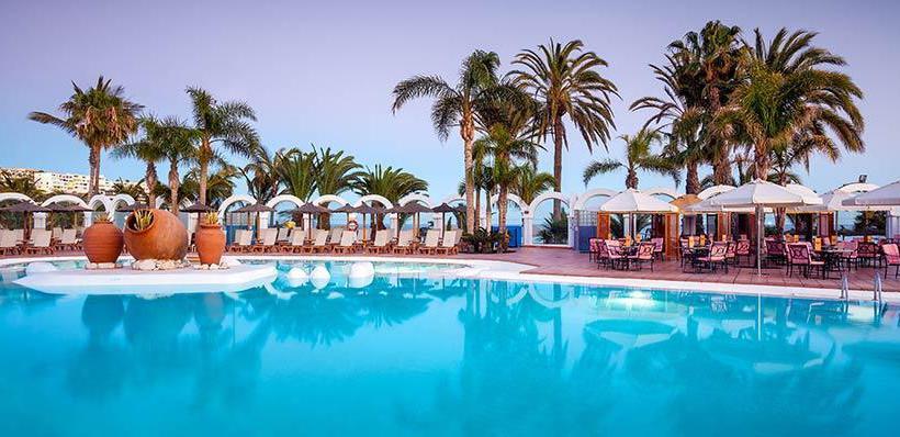 Swimming pool Hotel Meliá Tamarindos San Agustin