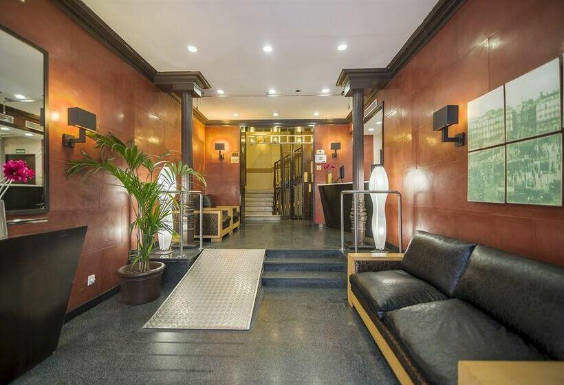 Hotel petit palace londres en madrid destinia for Londres hotel madrid