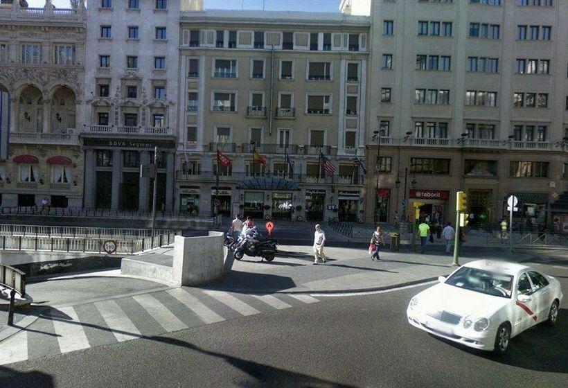 Hotel regina madrid en madrid destinia for Hotel regina madrid opiniones