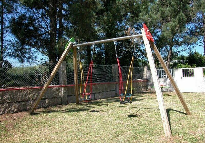 Children's facilities Hotel Ton Sanxenxo