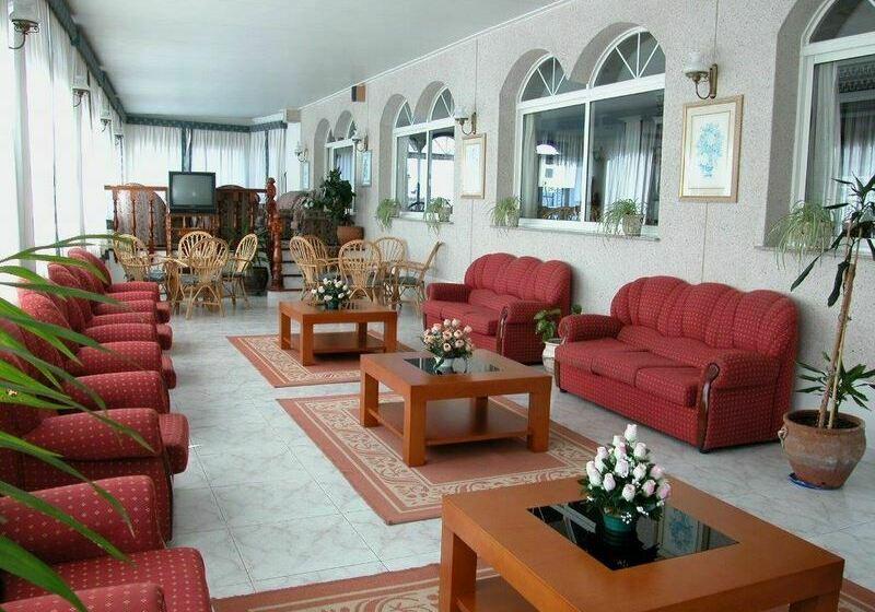 Common areas Hotel Ton Sanxenxo