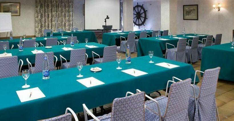 Meeting rooms Parador de Ribadeo