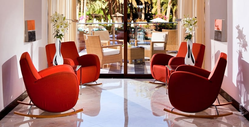 Common areas Seaside Hotel Palm Beach Maspalomas