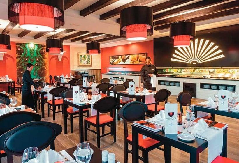 Restaurante ClubHotel Riu Costa Del Sol Torremolinos