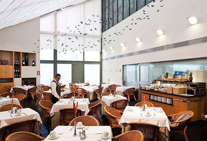Restaurant Hotel Bécquer Seville