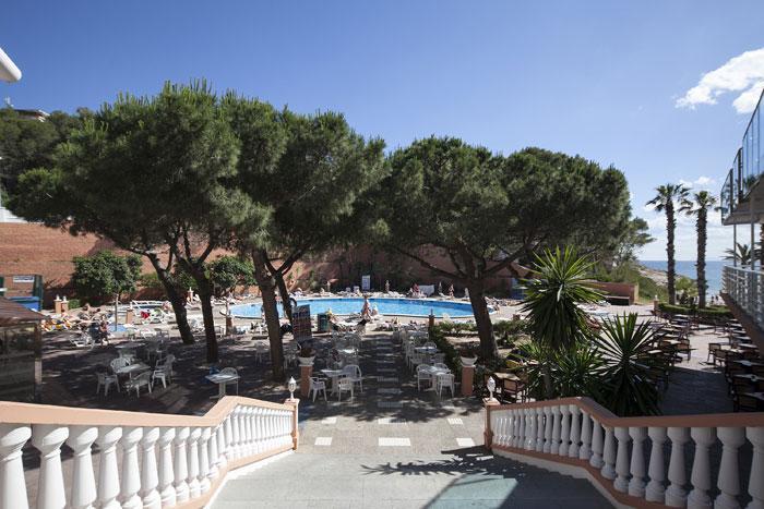 Common areas Hotel Best Cap Salou
