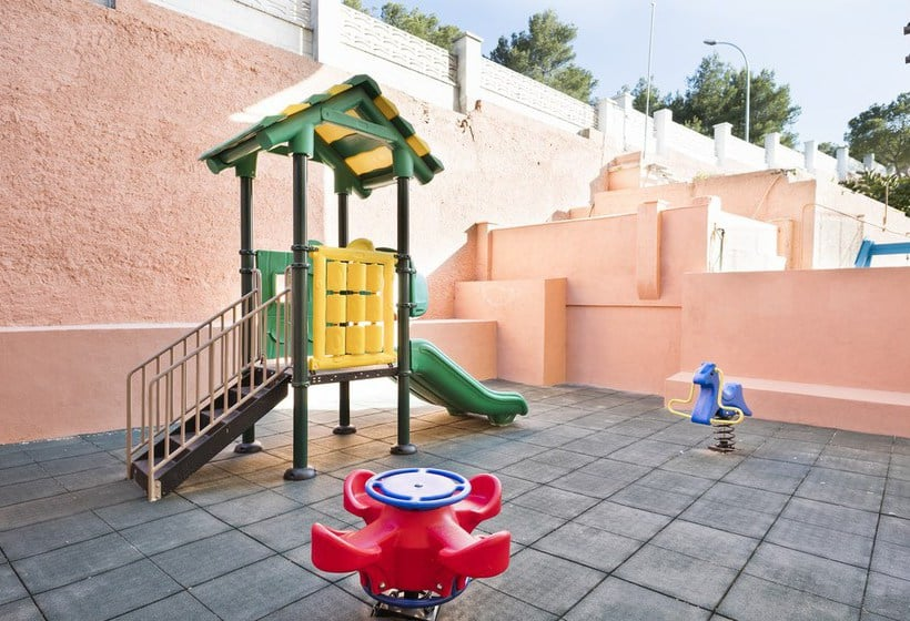 Children's facilities Hotel Best Cap Salou