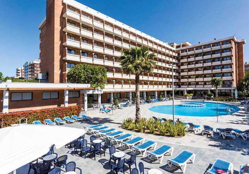 Hotel California Garden Salou