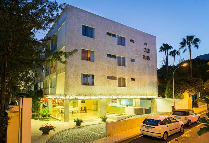 Hotel Colon Rambla Santa Cruz de Tenerife