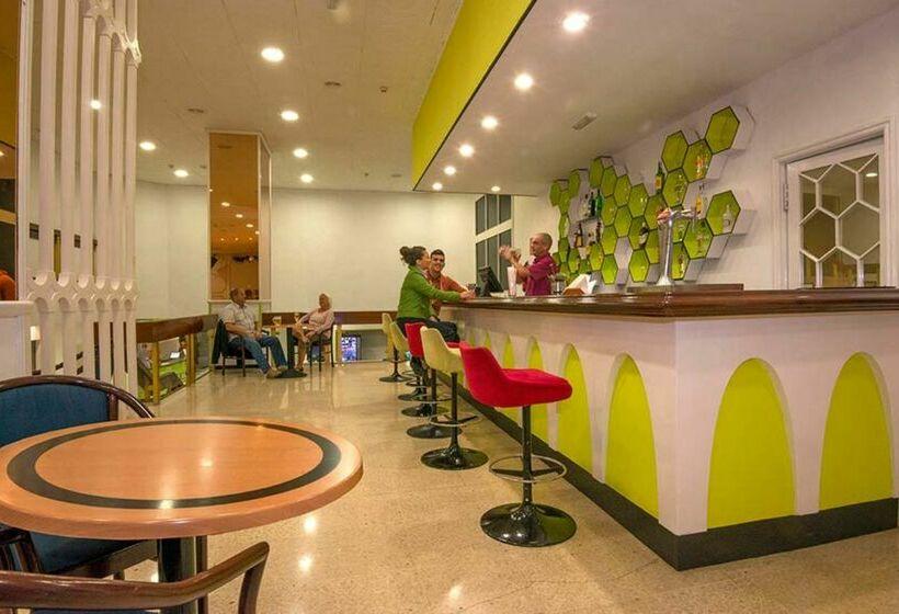 Cafeteria Hotel DC Xibana Park Puerto de la Cruz