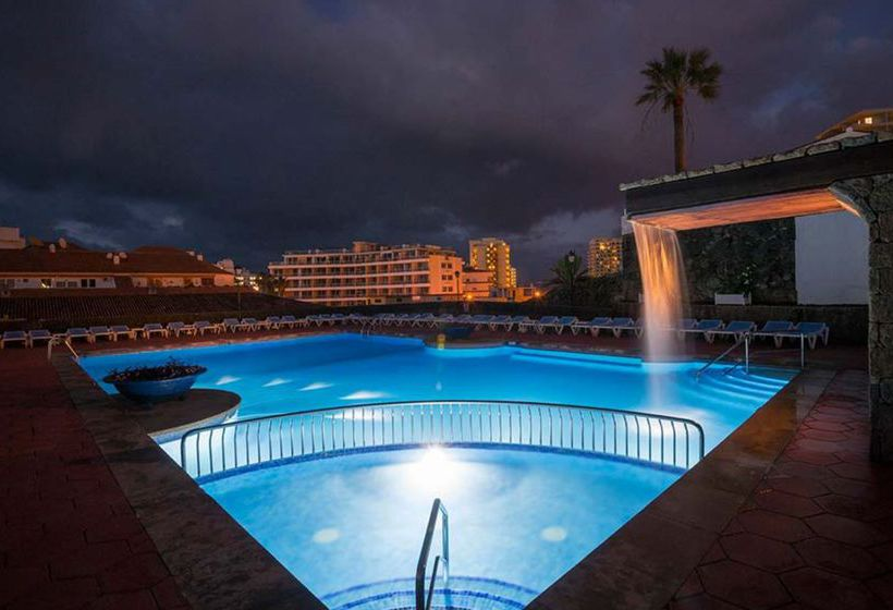Swimming pool Hotel DC Xibana Park Puerto de la Cruz