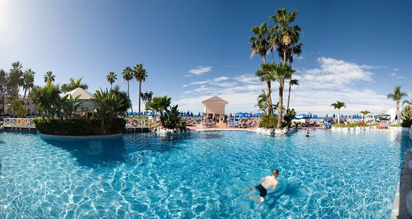 Swimming pool Hotel Guayarmina Princess Costa Adeje