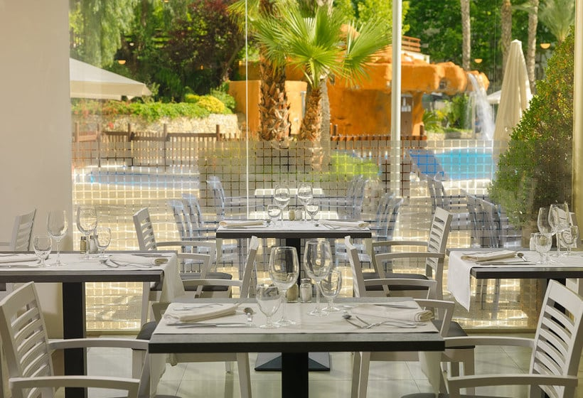 Restaurant Hotel H10 Salou Princess