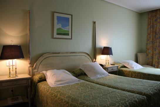 Hotel La Vega Valladolid