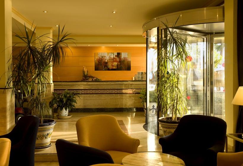 Reception Hotel Las Arenas Benalmadena