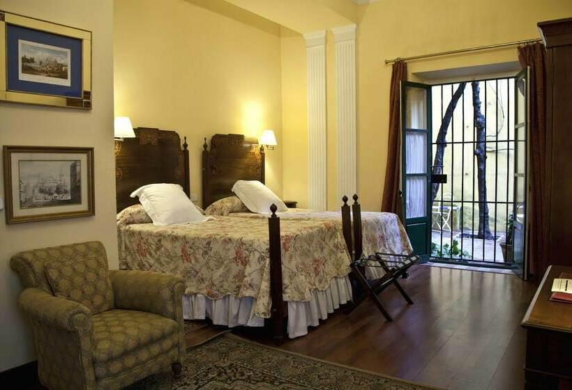 hotel casas juderia sevilla: