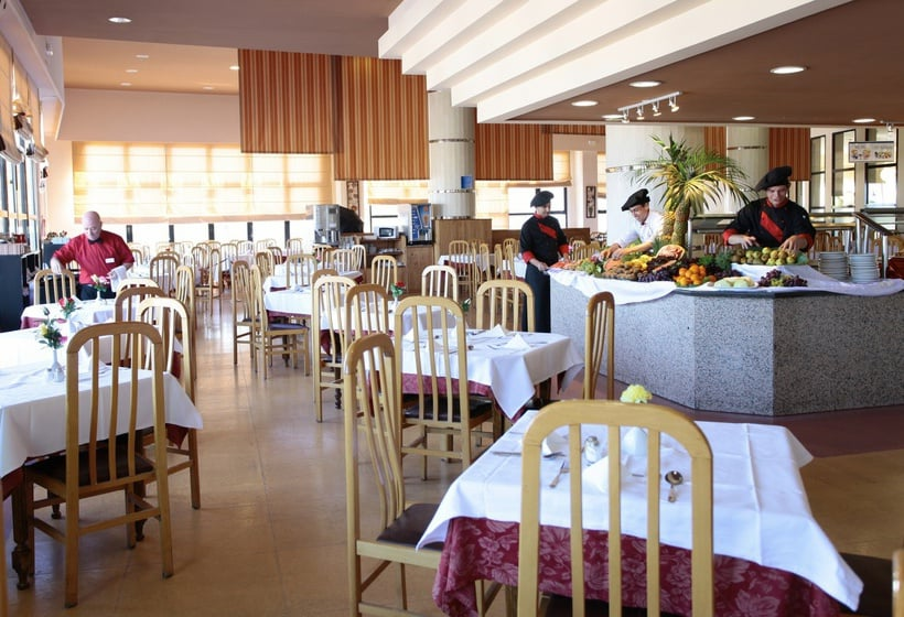 Restaurant Hotel Marconfort Beach Club All Inclusive Torremolinos