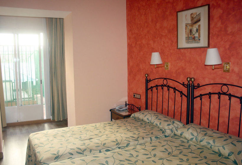 Room Hotel Montecarlo Seville