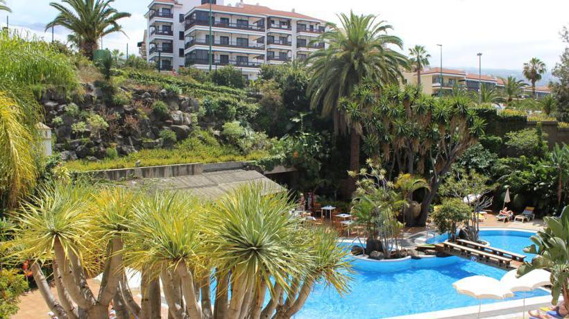 Swimming pool Hotel Puerto de la Cruz