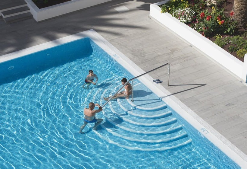 Swimming pool Hotel RF San Borondon Puerto de la Cruz
