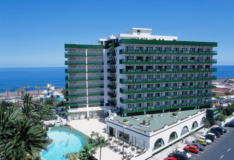 Hotel sol puerto playa en puerto de la cruz destinia - Hotel sol puerto de la cruz ...