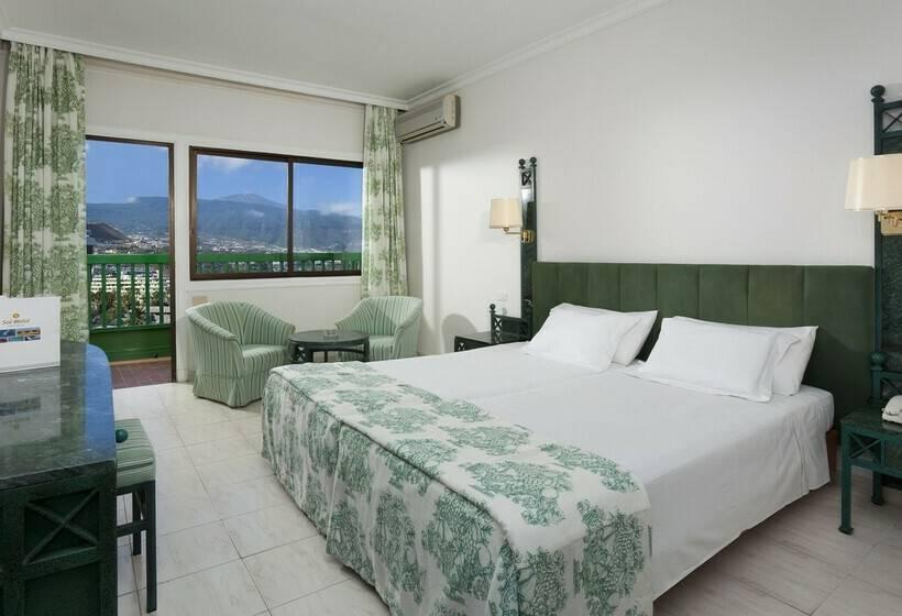 Room Hotel Sol Puerto Playa Puerto de la Cruz
