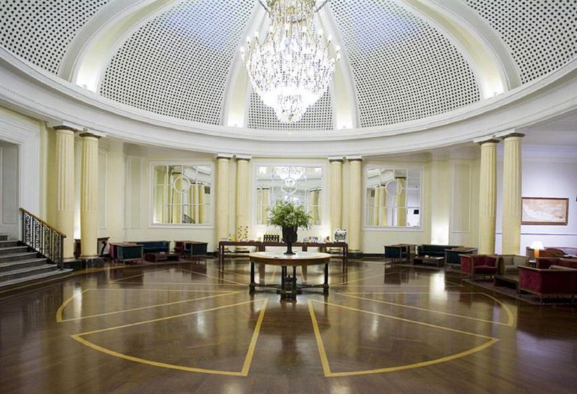 NH Gran Hotel Saragossa