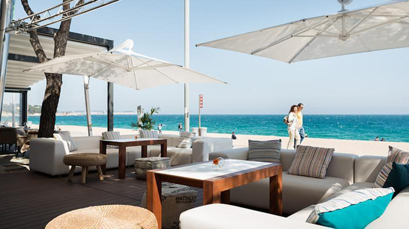 Terrace Hotel Cosmopolita Platja d'Aro