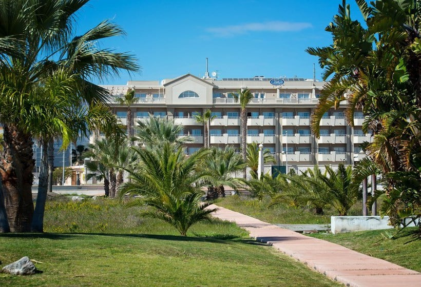 Outside Hotel Elba Motril Beach & Business