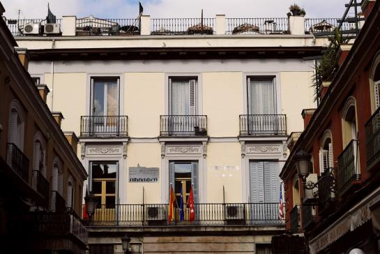 Hostal Alhambra Suites Madrid