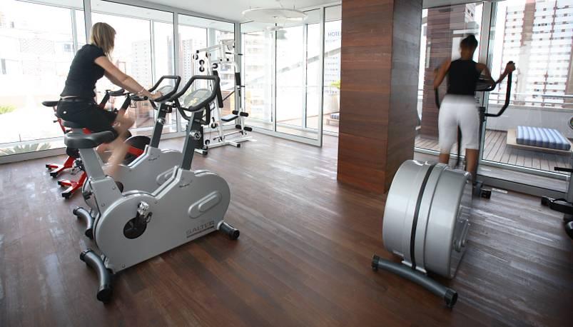 Sport center Hotel Agir Benidorm