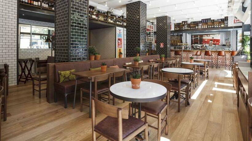 Restaurante first dates madrid