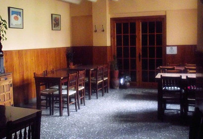 Restaurant Pensión Andreva Llessui