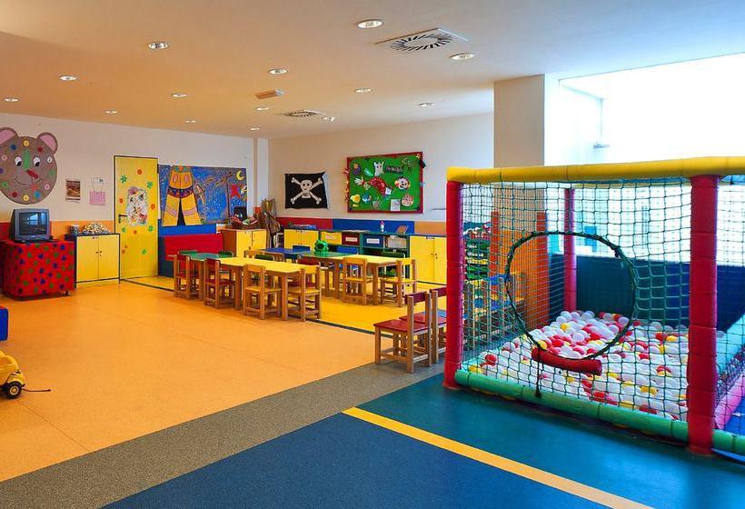 Children facilities Hotel Fuerte Conil-Costa Luz  Conil de la Frontera