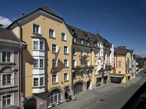 Hotel Grauer Bär Innsbruck