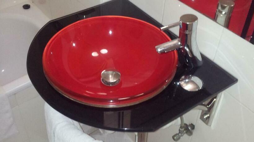 Bathroom Hotel Keyserlei Antwerpen