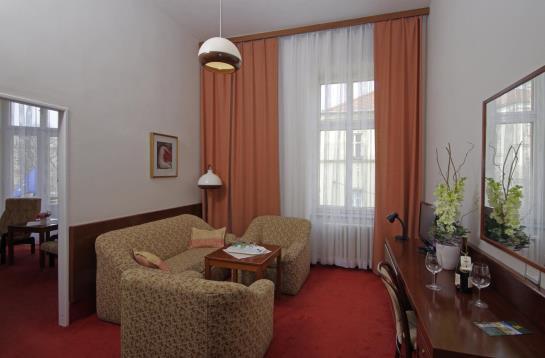 Hotel Slavia Brno