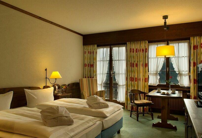 Steigenberger Alpenhotel & Spa Saanen