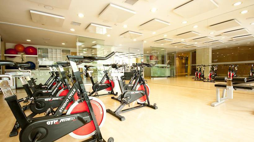 Sport center Hotel InterContinental Medellin