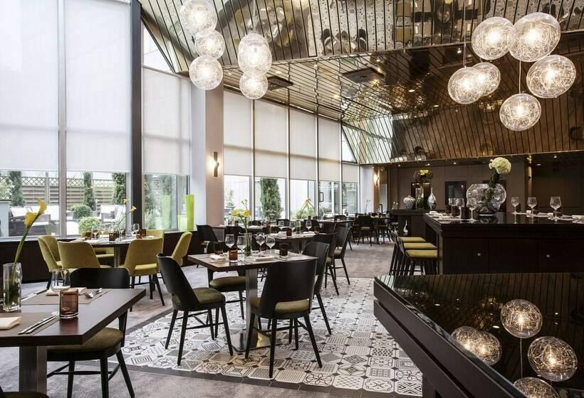 Restaurant Hotel Renaissance Duesseldorf Düsseldorf