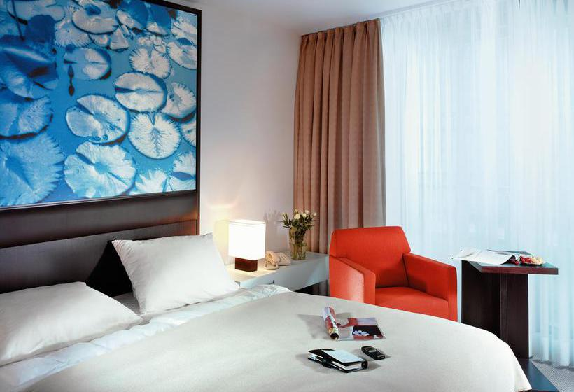 Room Radisson Blu Hotel Berlin