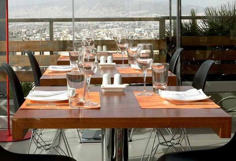 Terrace Hotel Fresh Athens